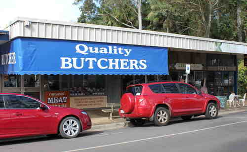 Butcher Shops