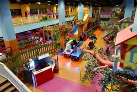 CHILDRENS PLAY & ENTERTAINMENT CENTRE  CAFE, Located in  QLD