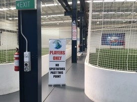 Rare Opportunity to Purchase Indoor Soccer Busines, Located in  VIC