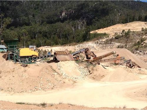 Stone & Gravel Quarry North Qld - Tmr Registered - Long Term Future